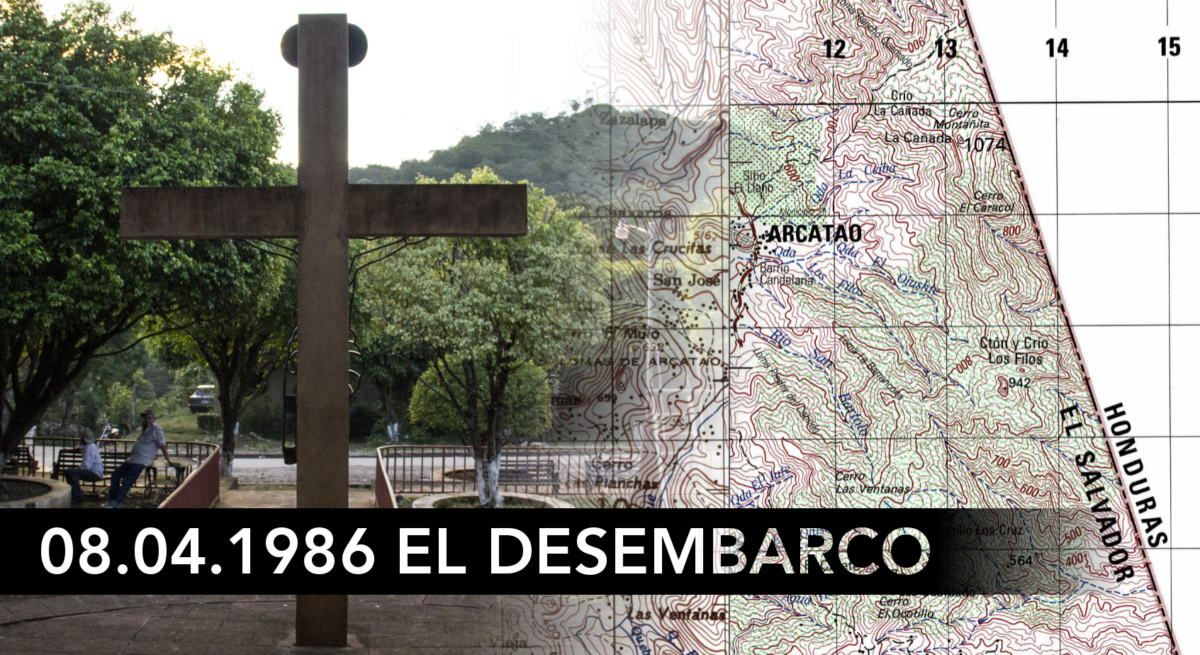 """El Desembarco"" in Arcatao: Thirty Years Later, Survivor Accounts & FOIA Tell of Abuses"